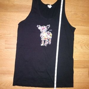 American Apparel Tops - American Apparel Chihuahua muscle T